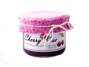 Cherry Kiss 195g - Jemně pikantní višňové chutney