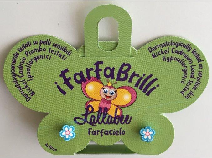 Dětské náušnice FAFRACIELO - SWAROVSKI