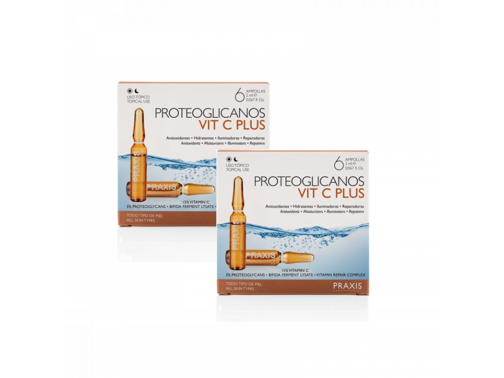 proteoglicanos vitamin c 12 amp2 ml