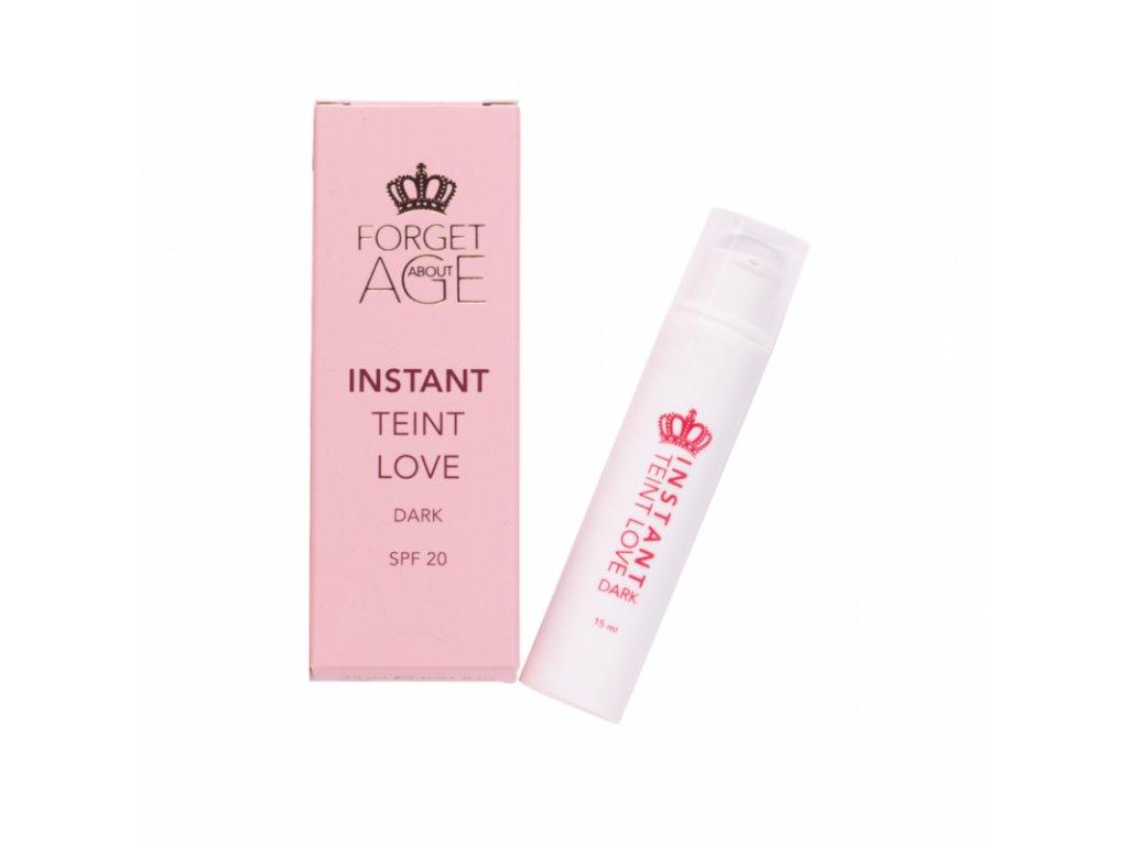make up dark instant teint love forget about age 15 ml