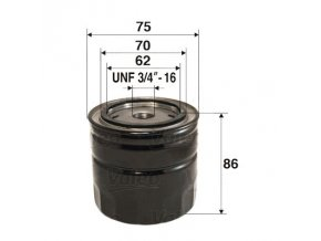 Olejový filtr Valeo 586039