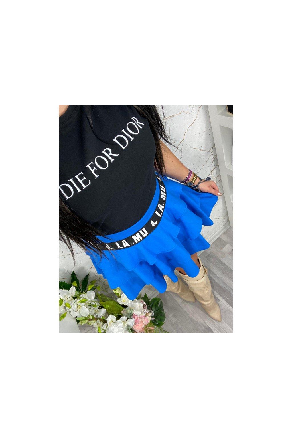 Super triko Die for Dior