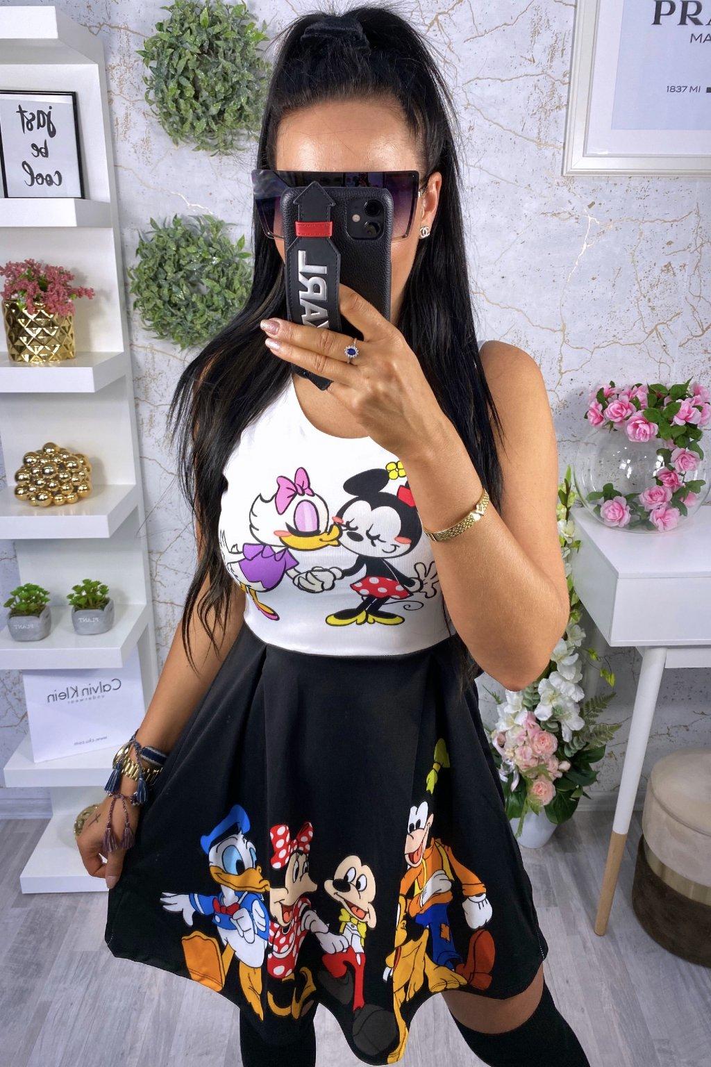 TOP šaty Disney