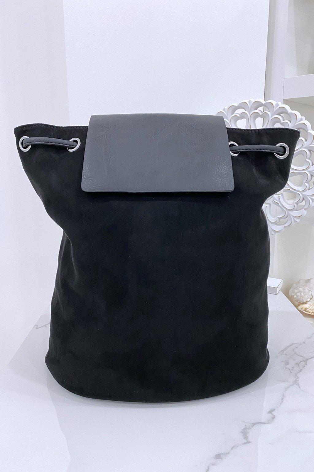 Černý batoh - Stone