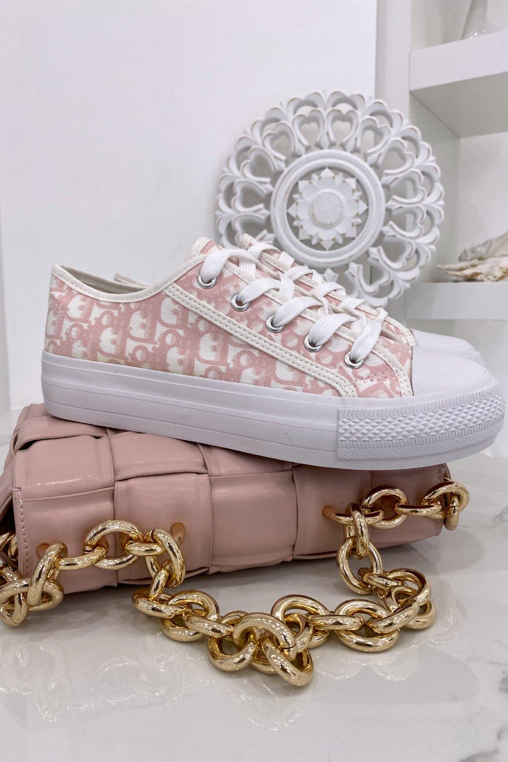 Tenisky - DiDi pink