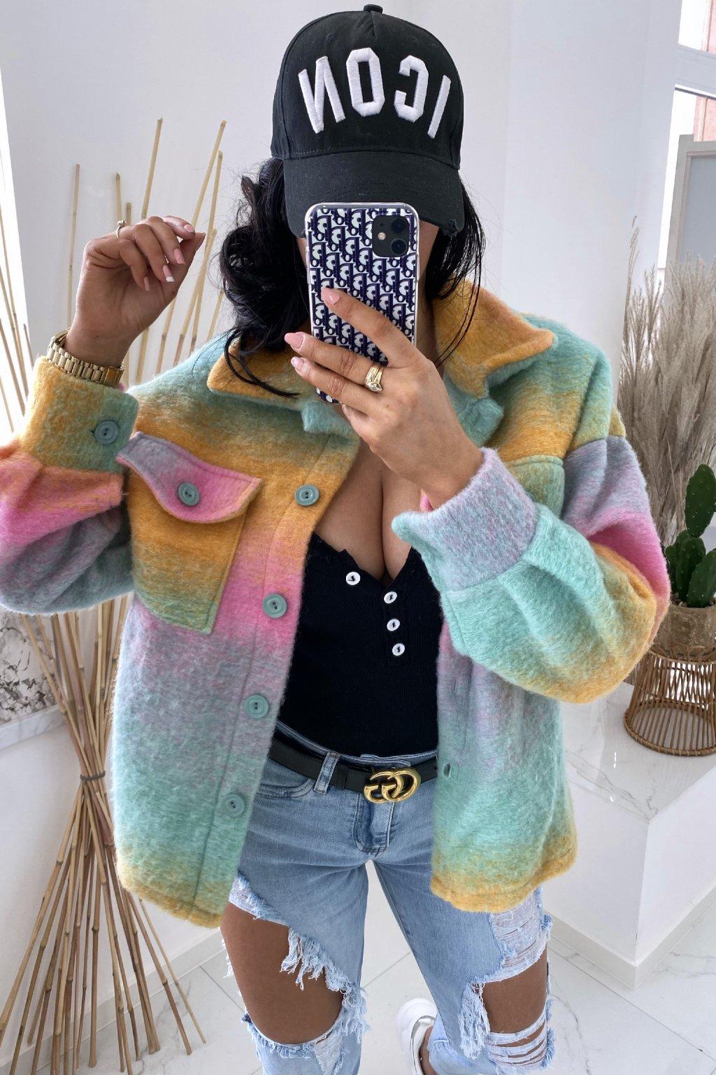 Kabátek - Multikolor