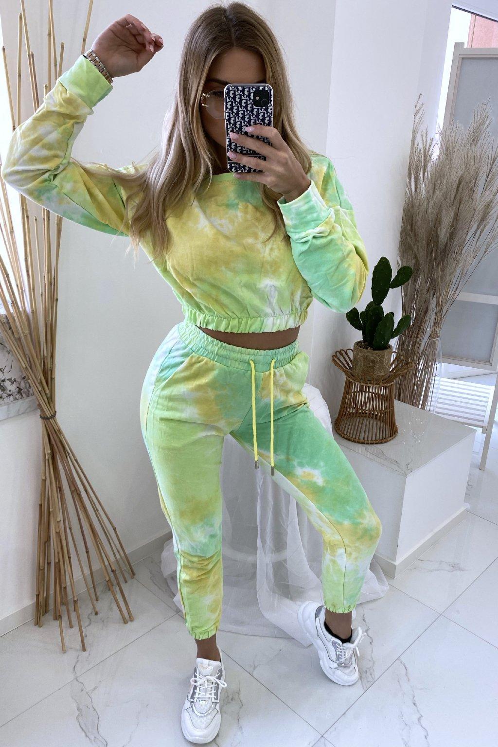 Batik komplet - Brasil/Green