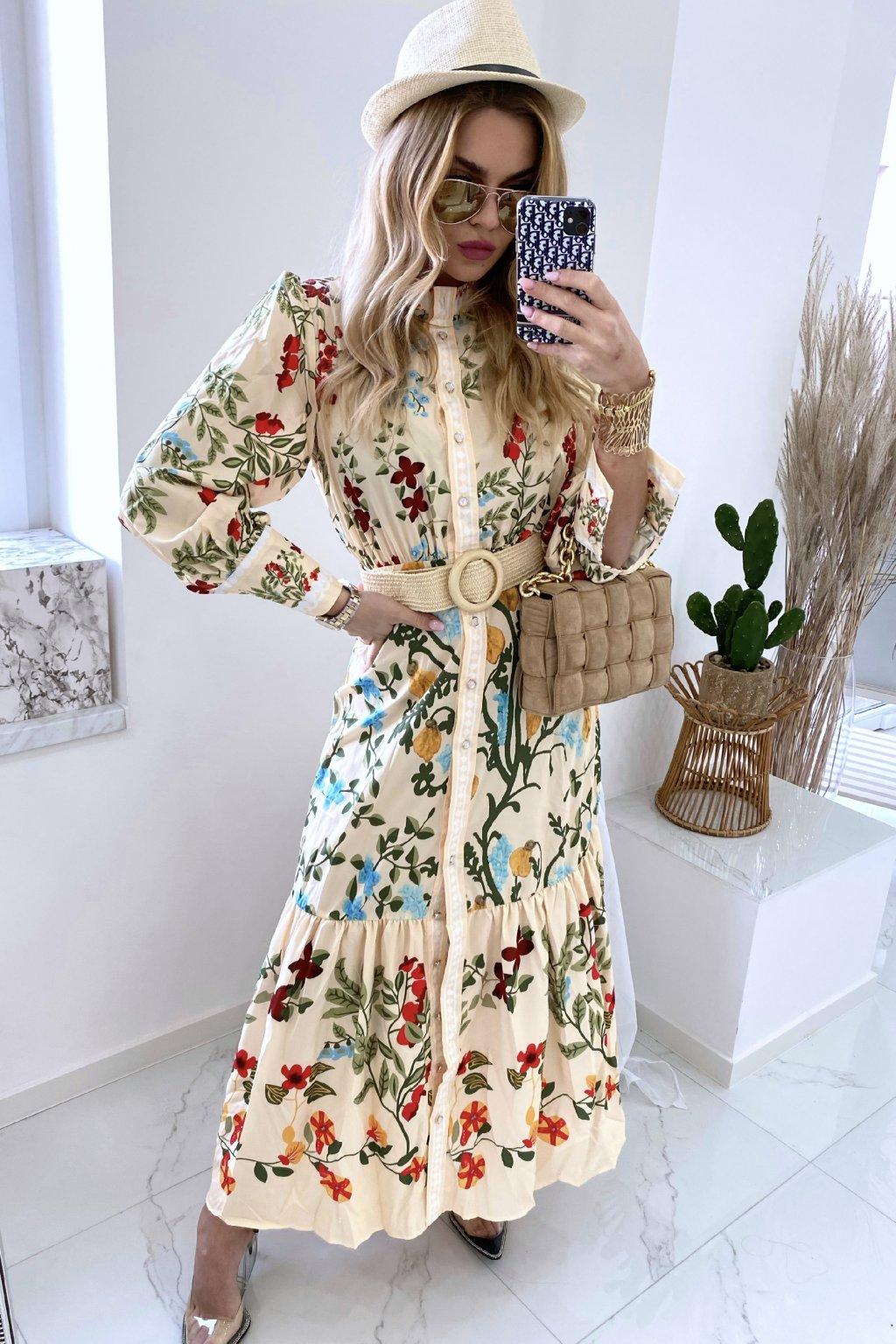 Šaty Toskania