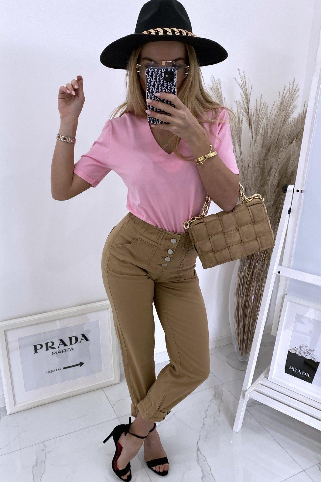 Triko Nora/Pink