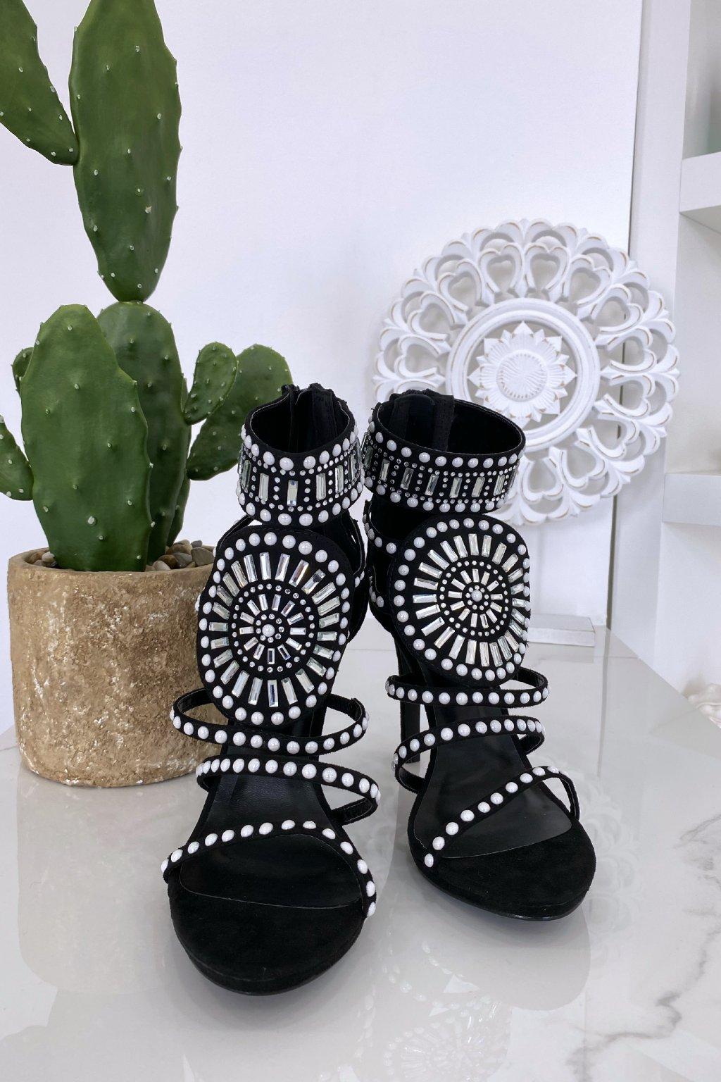 Sandály Luxury Shine