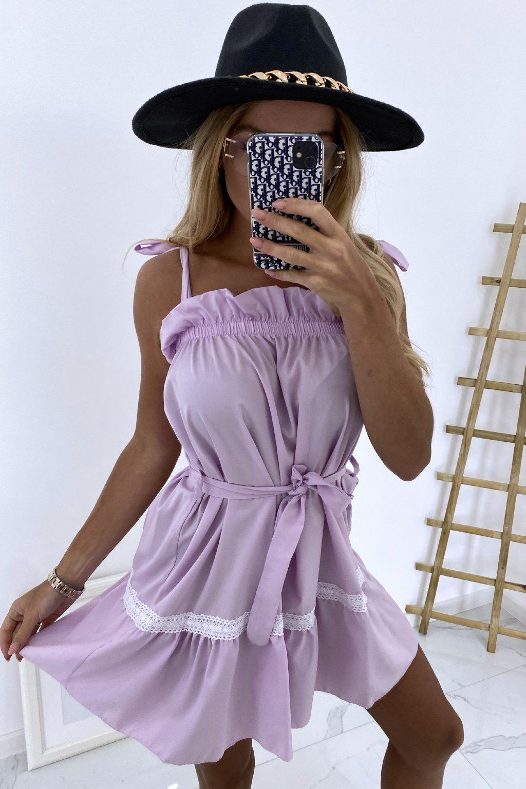 Šaty Ariana/Lila