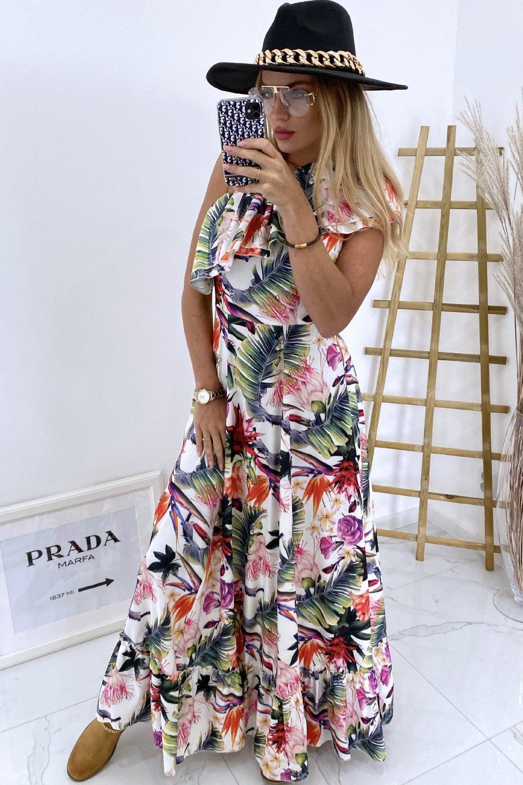 Maxi šaty Las Palmas
