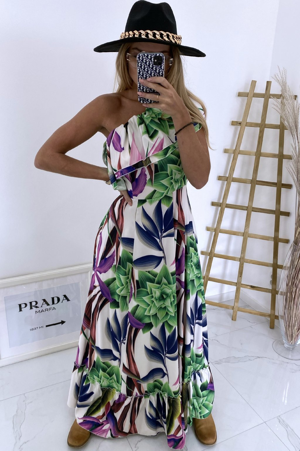 Maxi šaty Canaria