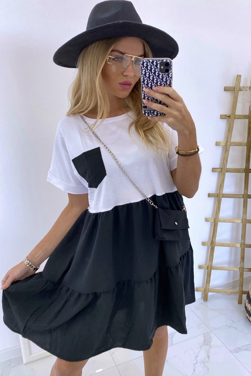 Šaty Naomi/Black