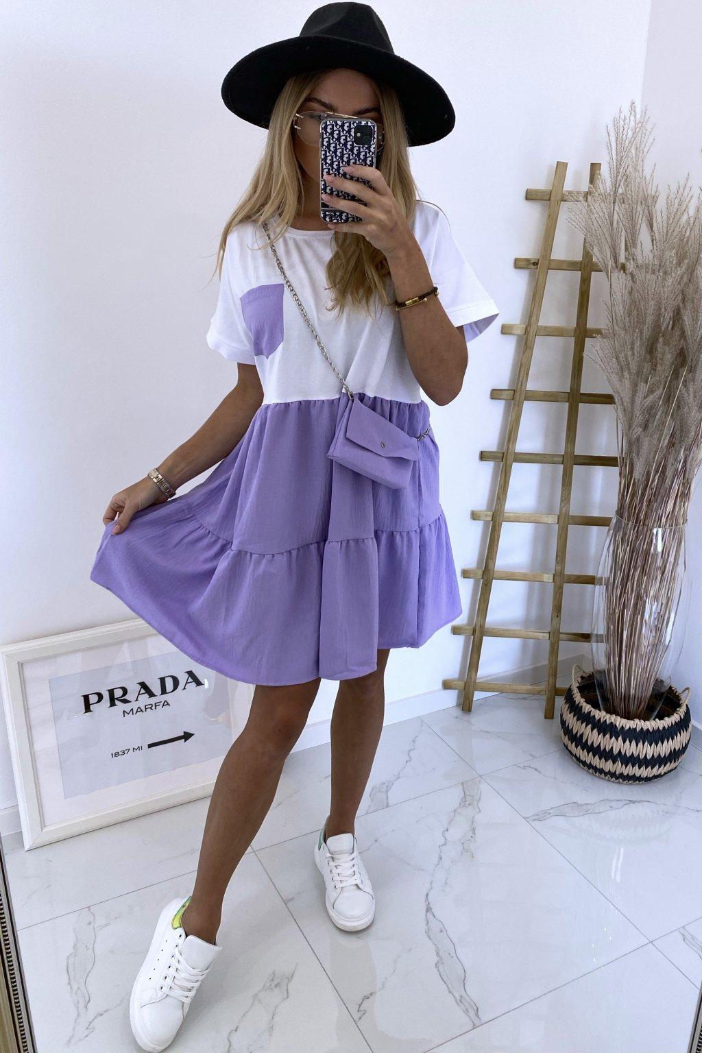 Šaty Naomi/Lila
