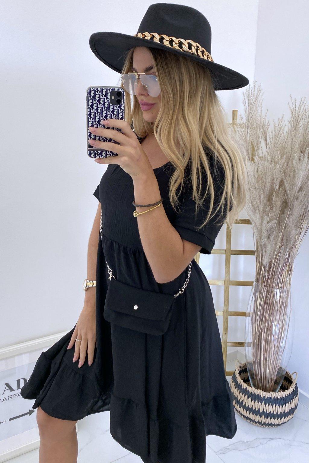 Šaty Marietta/Black