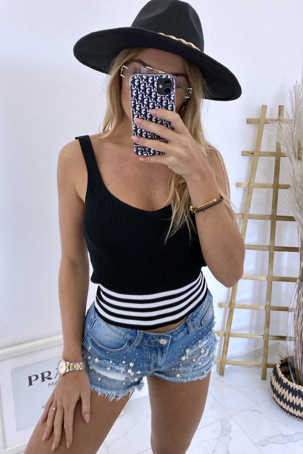 Top Coco/Black