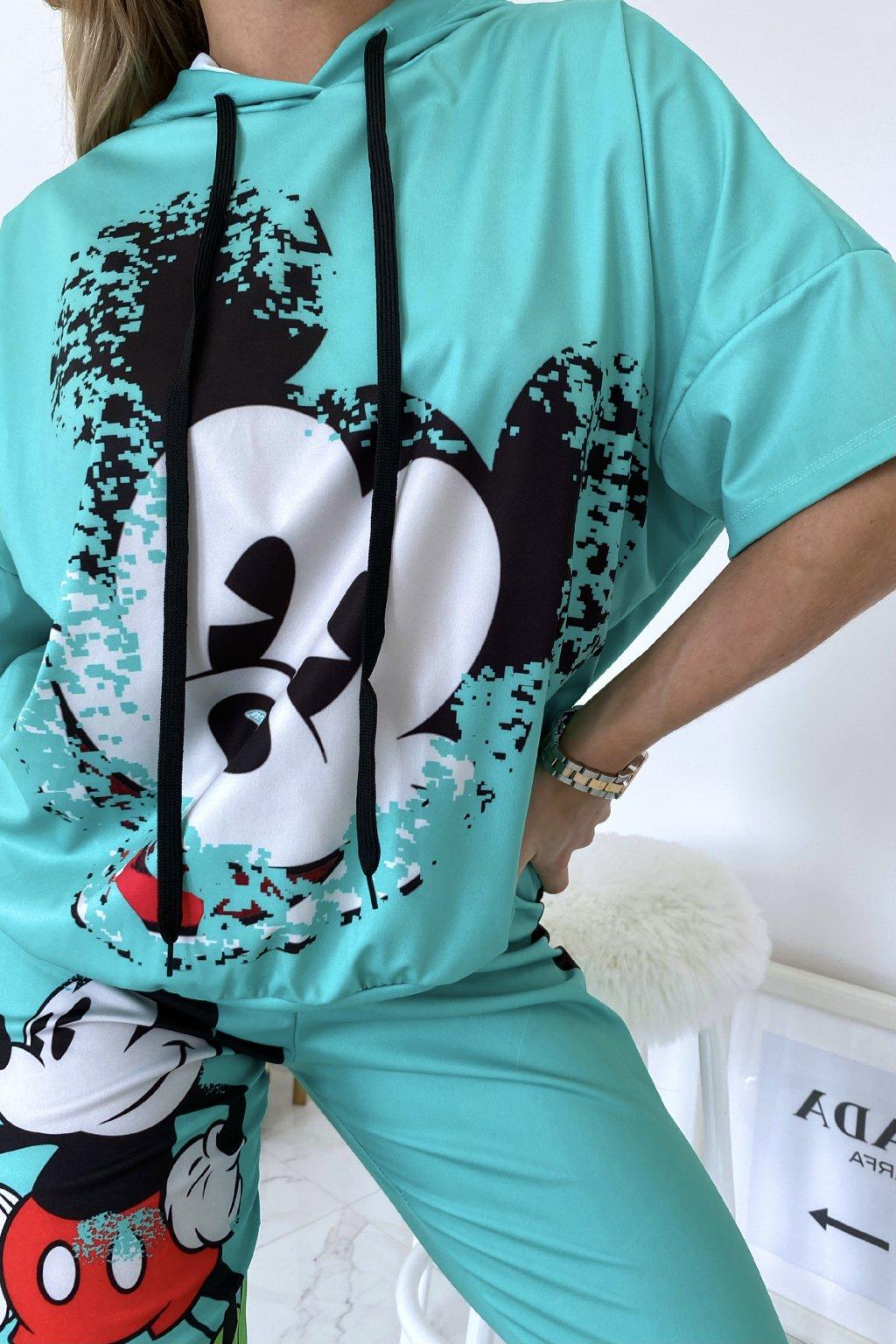Souprava Mickey/Green