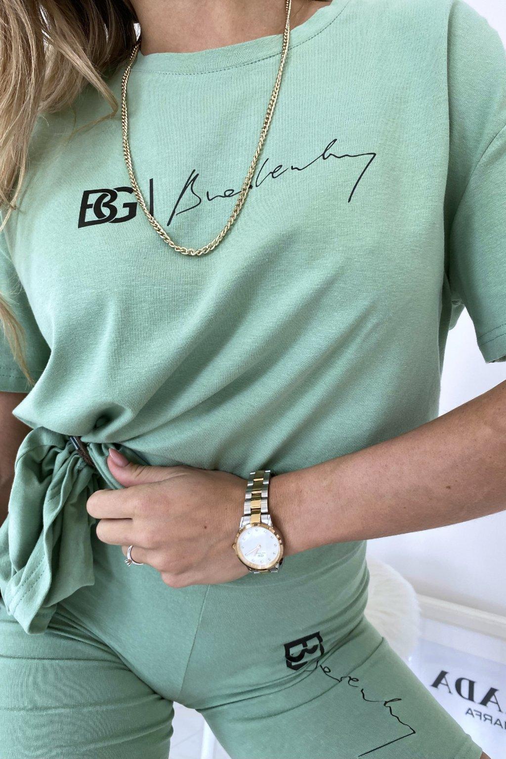 Komplet BG/Green