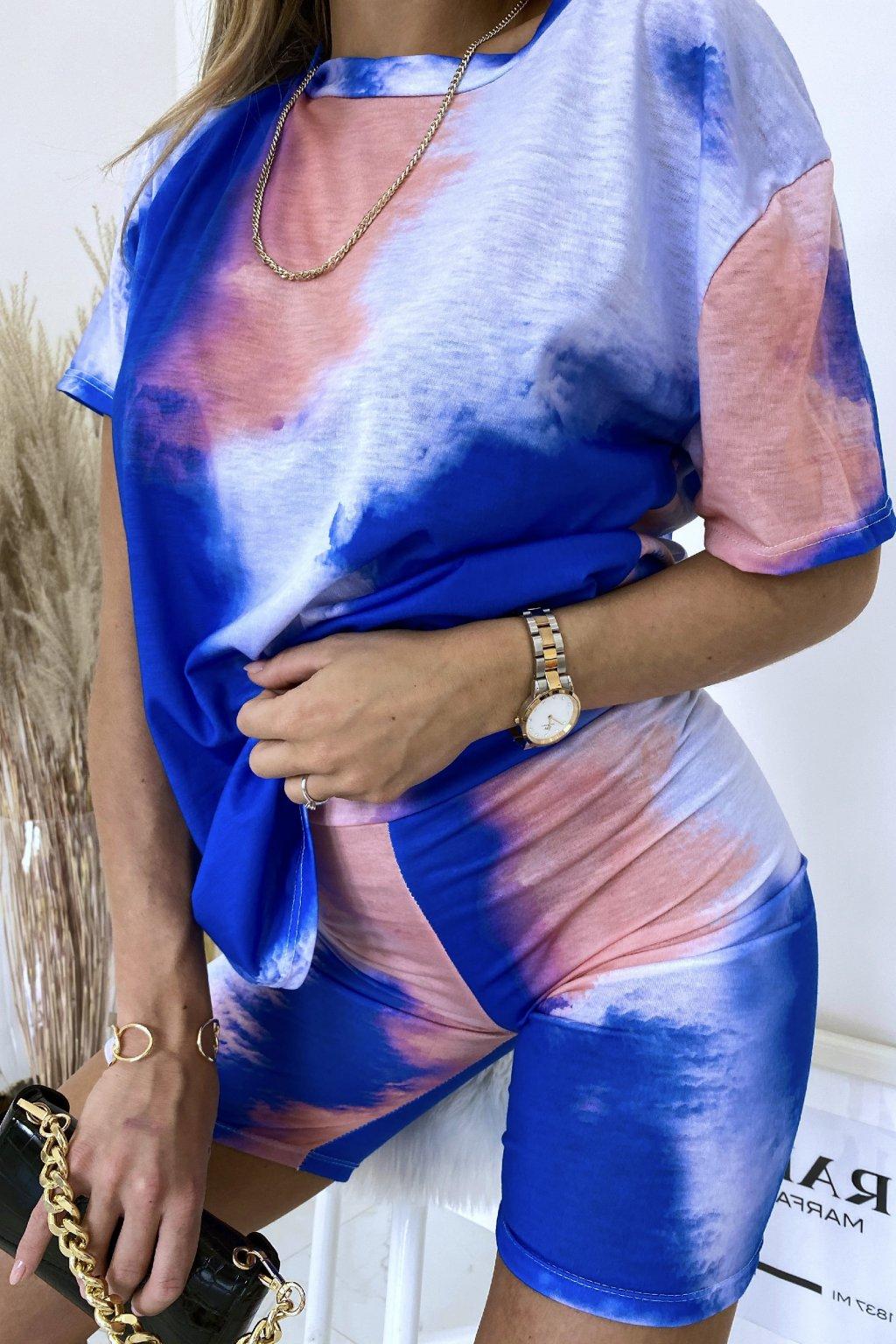 Komplet Batik/Blue