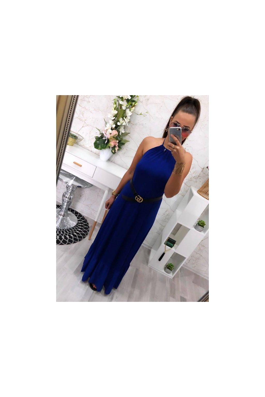 Greece šaty modré
