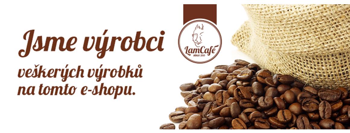 Lamcafé jsme výrobci regionální produkt