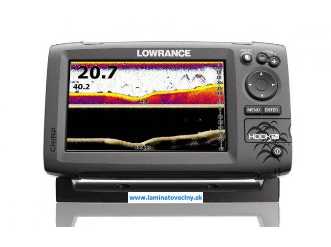 LOWRANCE Hook-7x  Chirp/DSI sonar