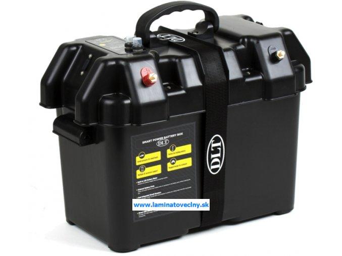 Ochranný box na akumulátor