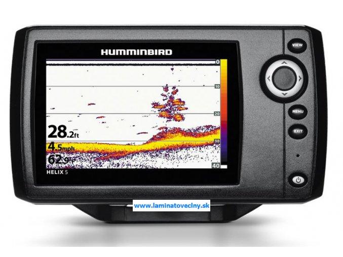 HUMMINBIRD HELIX 5X SONAR G2