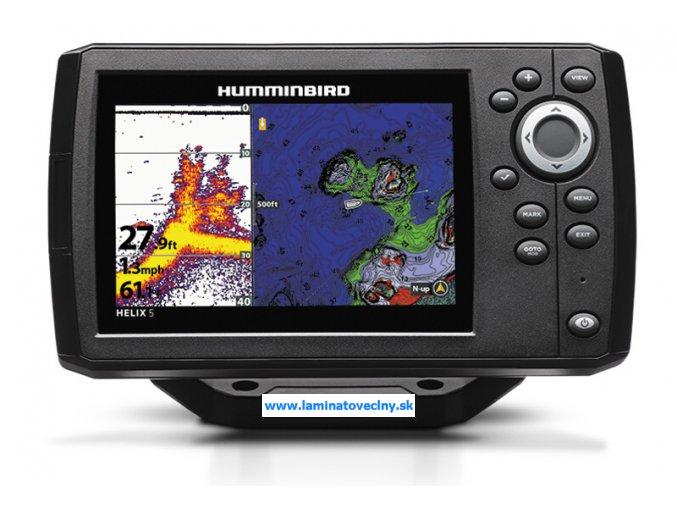 HUMMINBIRD HELIX 5X CHIRP GPS G2