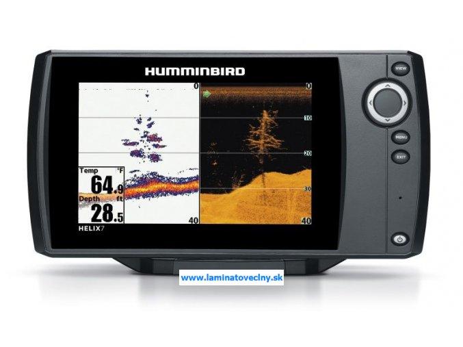 HUMMINBIRD HELIX 7X CHIRP DI G2