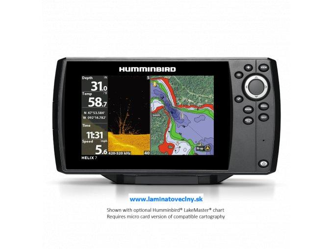 HELIX7 DI GPS G2
