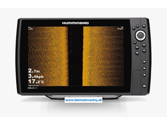 HUMMINBIRD HELIX 12X CHIRP MEGA SI GPS G2N