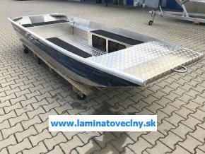 Flat boat 430
