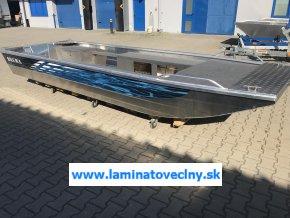 Flat boat 450