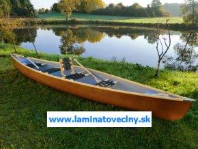 Open 500  otvorený typ kanoe až pre 4 osoby