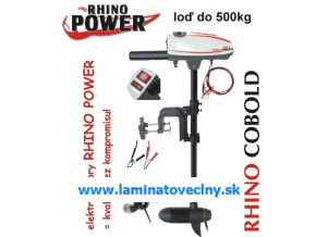 el.motor RHINO Cobold