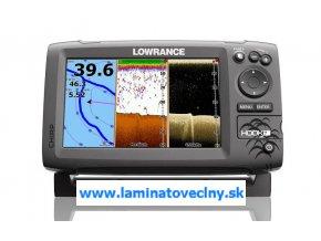 LOWRANCE Hook-7  Chirp/DSI sonar/GPS
