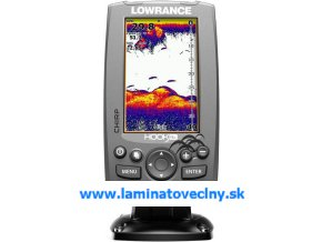 LOWRANCE Hook-4x  Chirp/DSI sonar