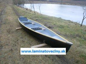 Moto 350  malé kanoe pre 2 s možnosťou motora