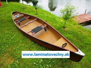 Moto 390  kanoe pre 2-3 osoby s možnosťou elektoromotora