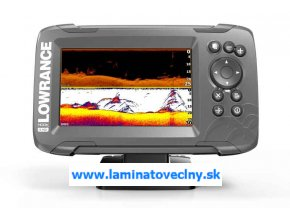 Lowrance HOOK2-5 HDI Combo SplitShot