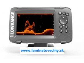Lowrance HOOK2-5x HDI GPS SplitShot