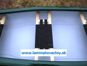Prídavná lavička pre kanoe