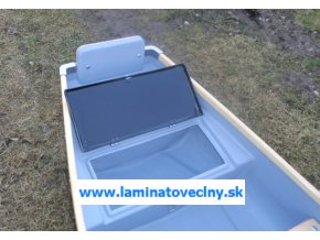 Box na batériu pre kanoe