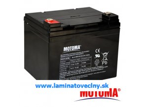 Akumulátor MOTOMA 12V/33Ah