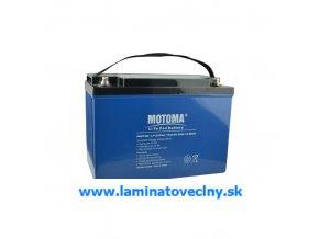 Akumulátor MOTOMA LiFePO4 12V/80Ah