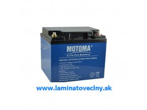 Akumulátor MOTOMA LiFePO4 12V/40