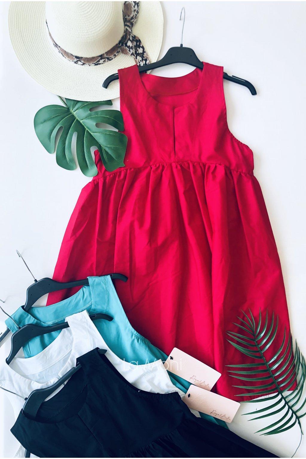 Luxusní šaty  s rozhalenkou