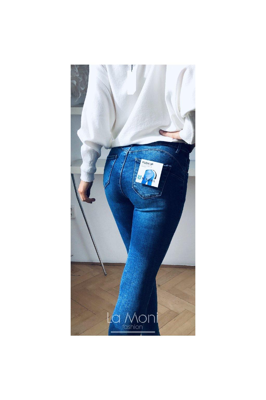 Push up boží džíny